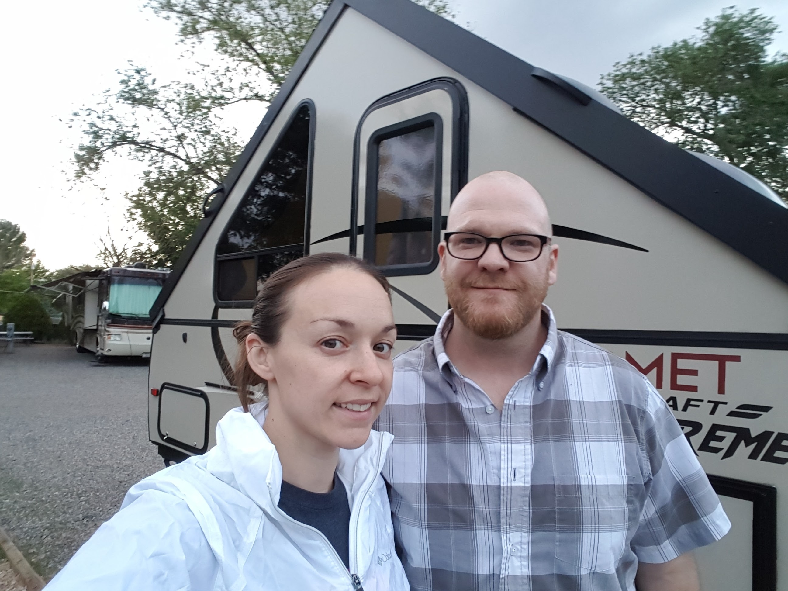 Upgrading from a tent to an a-frame pop up | Great A-ventures